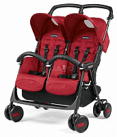 Коляска для двойни Peg-Perego Aria Twin Shopper