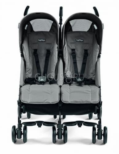 Коляска для двойни Peg-Perego Pliko Mini Twin