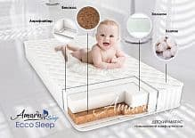 "фото матрас ""amarobaby"" ecco sleep"